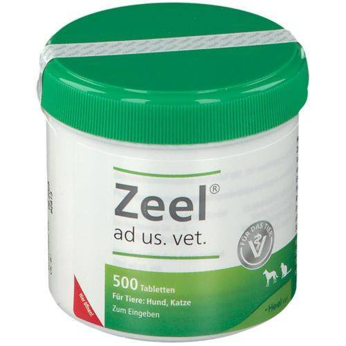 Zeel® ad us. vet Tabletten 500 St Tabletten