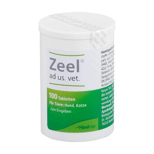 Zeel® ad us. vet Tabletten 100 St Tabletten