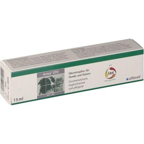 alfavet Actea® OTO für Hunde und Katzen 15 ml Ohrentropfen