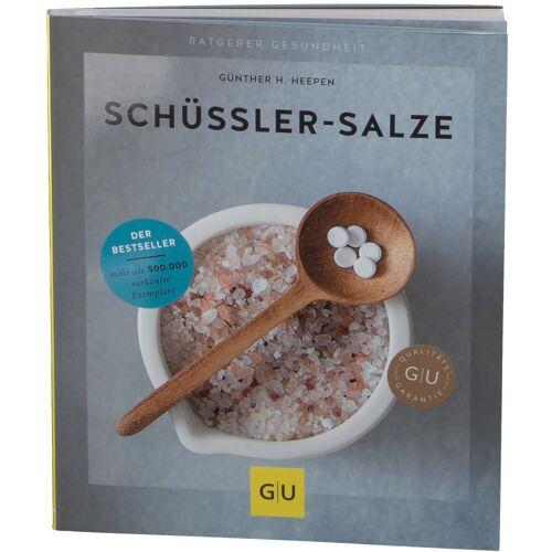 GU Schüßler Salze Ratgeber 1 St Buch