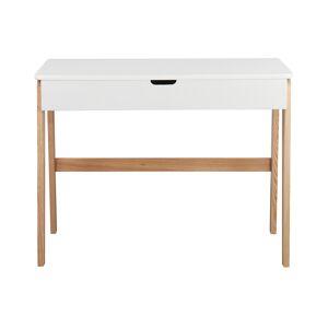 Miliboo Schreibtisch / Frisiertisch für Kinder skandinavisch mit Spiegel CLASS