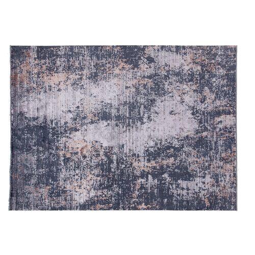 Miliboo Teppich mit grünem Abnutzungseffekt 160 x 230 cm PERSE