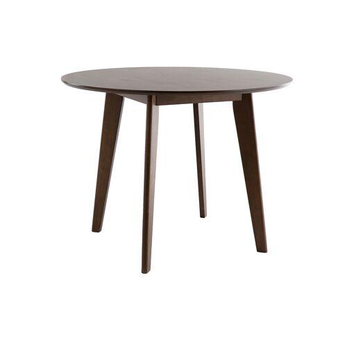 Miliboo Design-Esstisch rund D100 LEENA