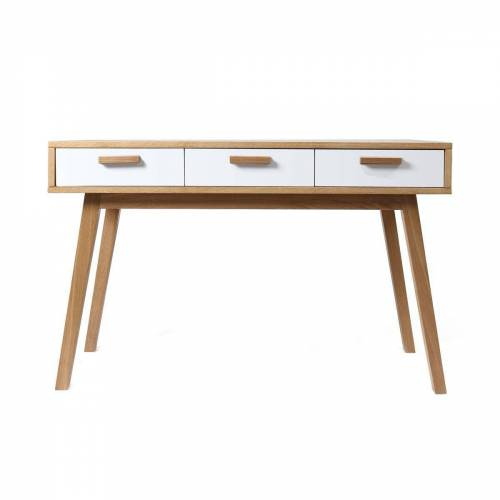 Miliboo Schreibtisch skandinavisches Design HELIA