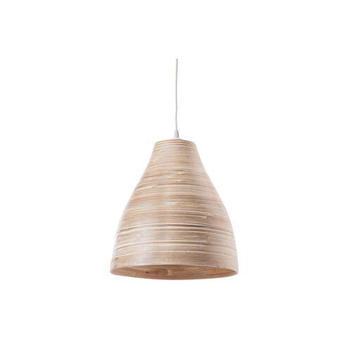 Miliboo Bohème-Hängeleuchte SELVA aus Bambus, Ø 30 cm
