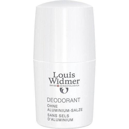 LOUIS WIDMER GmbH WIDMER Deodorant ohne Aluminium Salze I.p.