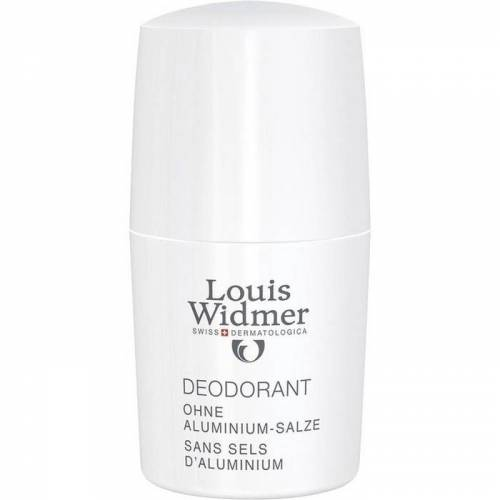 LOUIS WIDMER GmbH WIDMER Deodorant ohne Aluminium Salze n.p.