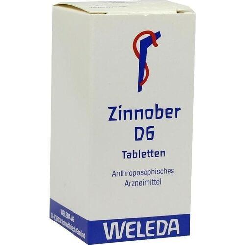 WELEDA AG Zinnober D 6