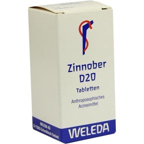WELEDA AG Zinnober D20