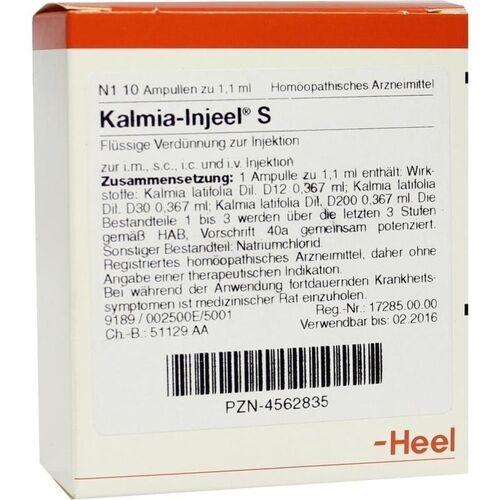 Biologische Heilmittel Heel GmbH KALMIA INJ S