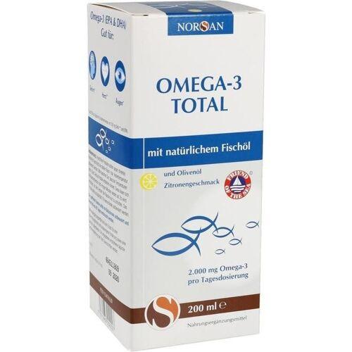 San Omega GmbH NORSAN Omega-3 Total