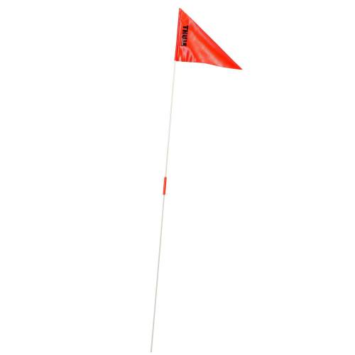 Thule CYCLING FLAG THULE - Fahrradzubehör - rot
