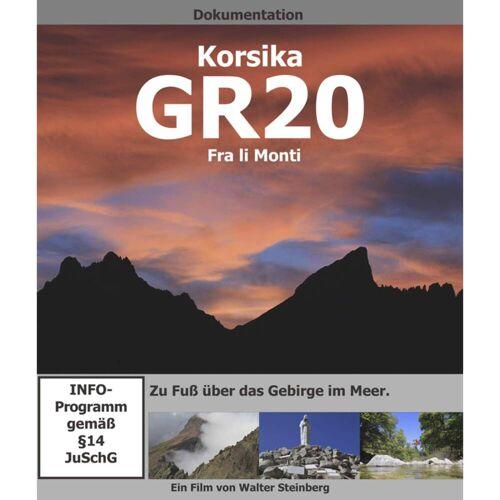 DVDs, Blu-rays und Hörbücher - KORSIKA: GR20 - FRA LI MONTI BLURAY - BluRays