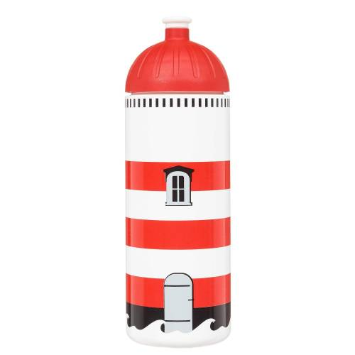 Isybe TRINKFLASCHE 0,7 L Gr.0,7 L - Trinkflasche - rot