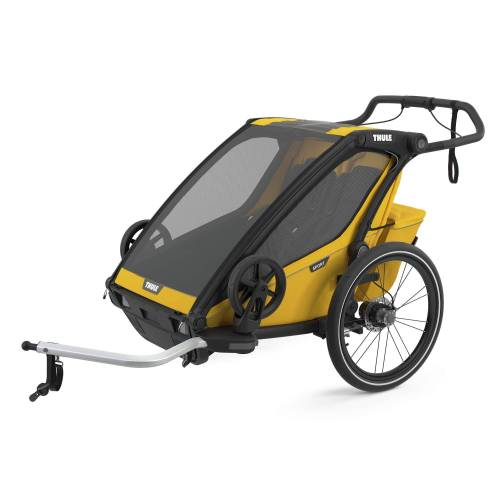 Thule CHARIOT SPORT2 - Fahrradanhänger - gelb
