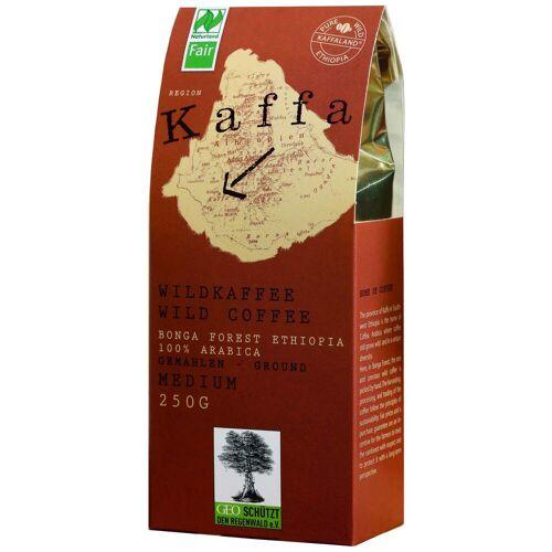 Kaffa WILDKAFFEE MEDIUM - Kaffee - braun