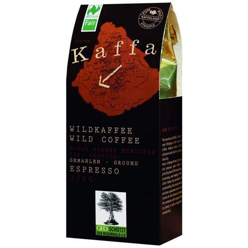 Kaffa WILDKAFFEE ESPRESSO - Kaffee - braun