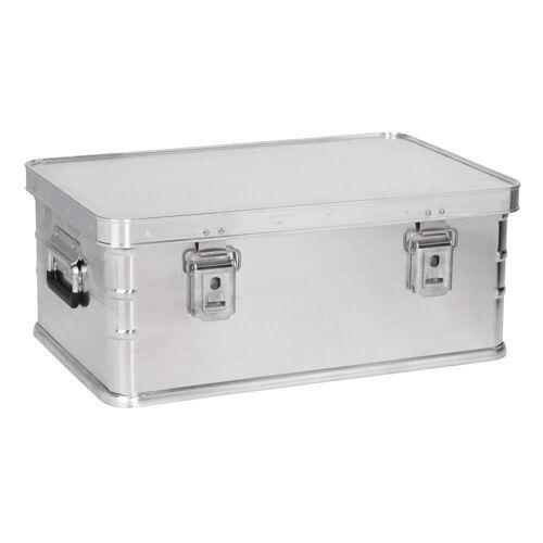 ALUBOX 42 L - Ausrüstungsbox - grau