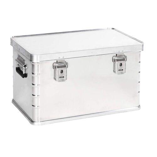ALUBOX 60 L - Ausrüstungsbox - grau