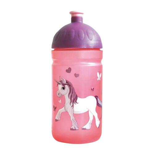 Isybe TRINKFLASCHE 0,5 Kinder Gr.0,5 L - Trinkflasche - pink-rosa