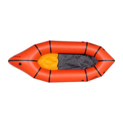 Nortik TREKRAFT - Schlauchboot - orange rot