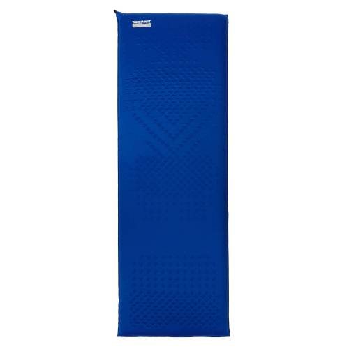 Therm-a-Rest LUXURY MAP - Selbstaufblasende Isomatte - Gr. XL - blau / DEEP BLUE - 196 x 76 cm