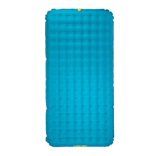 UQUIP BETTY SINGLE XL - Luftmatratze - Gr. 200 X100 X15 - blau / BLAU GELB - 200 x 100 cm