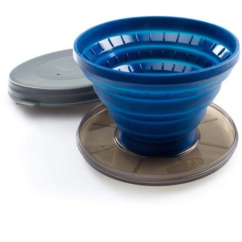 GSI KAFFEEFILTER FALTBAR - Kaffeefilter - blau