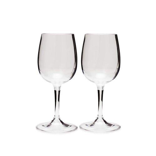 GSI NESTING WINE GLASS SET - Campinggeschirr - weiß