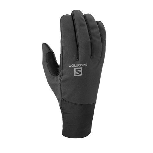 Salomon EQUIPE GLOVE Unisex - Skihandschuhe - schwarz