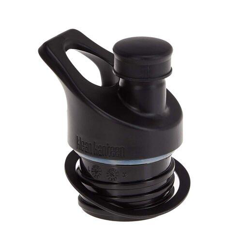 Klean Kanteen KANTEENSPORT CAP 3.0 FÜR CLASSIC FLASCHEN Gr.75 X 48 MM (HXØ) - Trinkflasche - schwarz