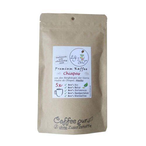 Life is you COFFEE BAG - Kaffeepressen Kaffee - beige-sand