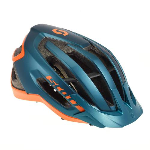 Scott FUGA PLUS - Fahrradhelm - grün orange