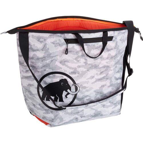 Mammut MAGIC BOULDER BAG X - Chalkbag - weiß grau
