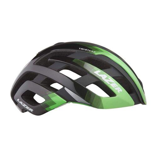 Lazer CENTURY Unisex - Fahrradhelm - grün schwarz
