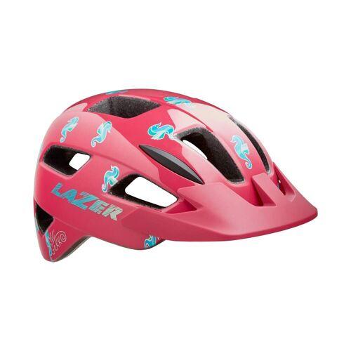 Lazer LIL GEKKO + NET Kinder - Fahrradhelm - pink-rosa