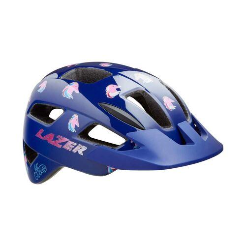 Lazer LIL GEKKO + NET Kinder - Fahrradhelm - blau