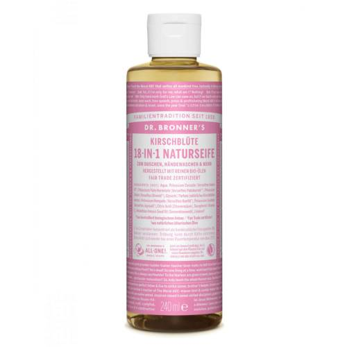Dr. Bronner' s 18-IN-1 NATURSEIFE - Outdoor Seife - pink-rosa