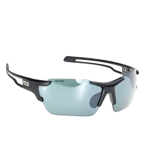Uvex SPORTSTYLE 803 COLORVISION SMALL - Sportbrille - schwarz