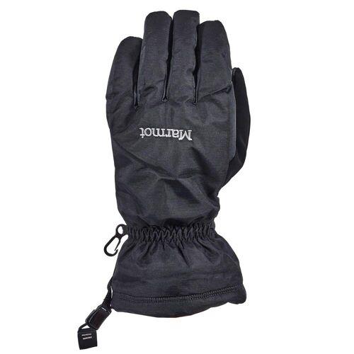 Marmot ON PISTE GLOVE Unisex Gr.XL - Skihandschuhe - schwarz