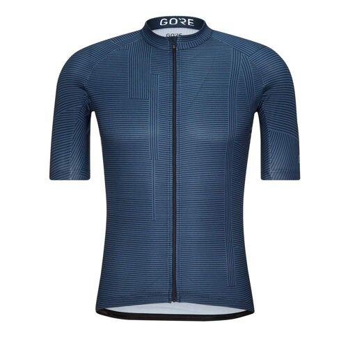 Gore Wear GORE C3 LINE BRAND TRIKOT Männer Gr.XL - Fahrradtrikot - blau