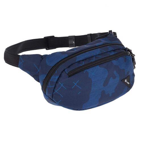 Pacsafe VIBE 100 HIP PACK - Wertsachenaufbewahrung - blau