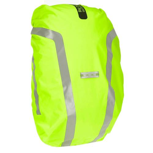 Wowow REGENSCHUTZHAUBE BAG COVER 2.2 Unisex Gr.ONESIZE - Regenhülle - gelb