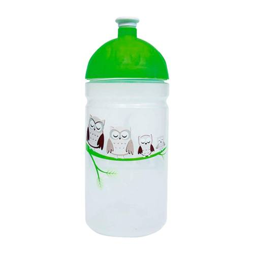 Isybe TRINKFLASCHE 0,5 Kinder Gr.0,5 L - Trinkflasche - weiß