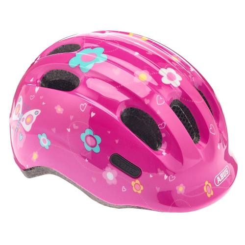 Abus SMILEY 2.0 Unisex - Fahrradhelm - pink-rosa