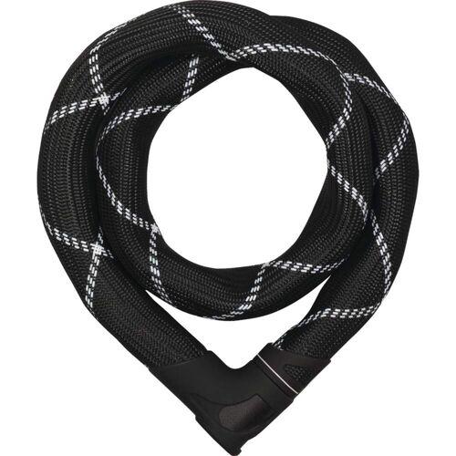 Abus STEEL-O-CHAIN IVEN 8210 - Fahrradschloss - grau schwarz