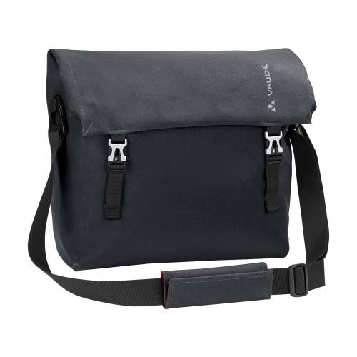 Vaude AUGSBURG III L Unisex - Fahrradtaschen - schwarz grau