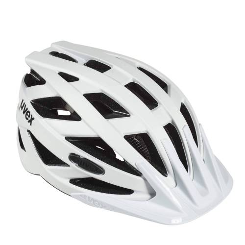 Uvex I-VO CC - Fahrradhelm - weiß