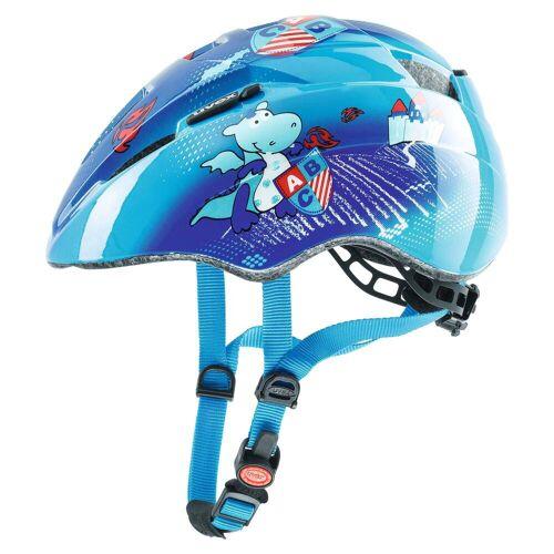Uvex KID 2 Kinder - Fahrradhelm - blau