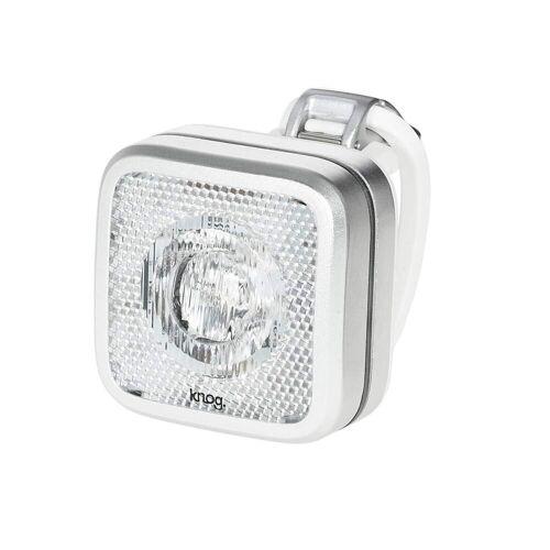 Knog BLINDER MOB FAHRRADLAMPE STVZO - Fahrradbeleuchtung - weiß weiß